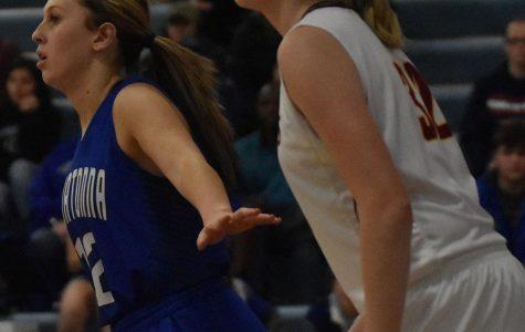 Girls basketball bounces past a challenging season