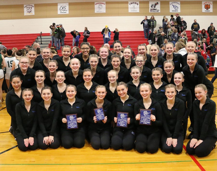 Owatonna Dance Team is in their second year