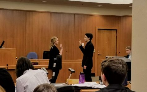 OHS Mock Trial takes the stand