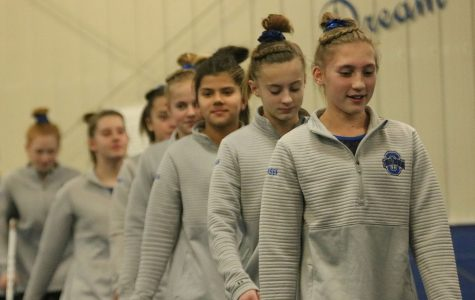 OHS gymnasts flip back to state for the fourth year in a row
