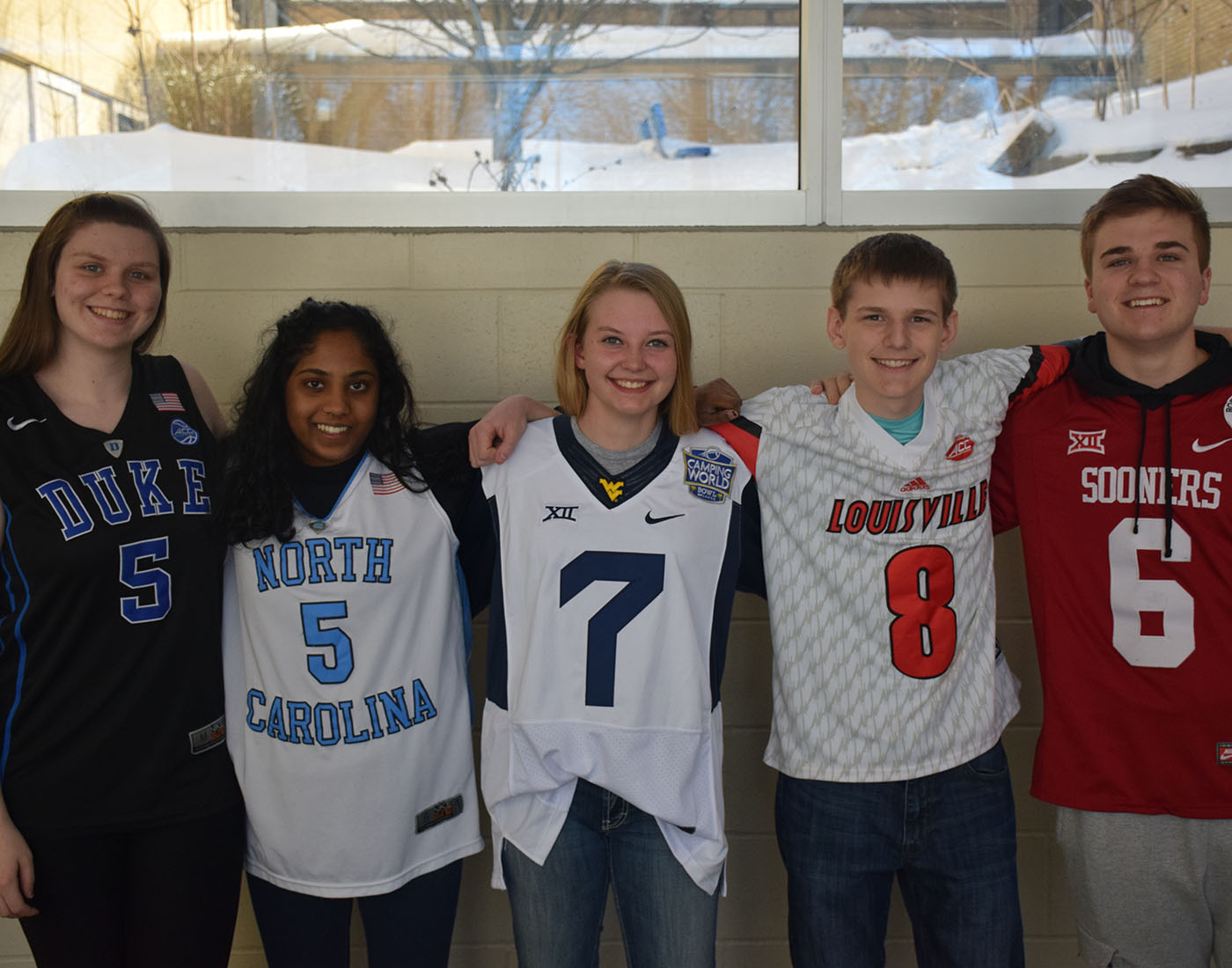 NCAA jerseys supports the program. Athletes should not be paid.