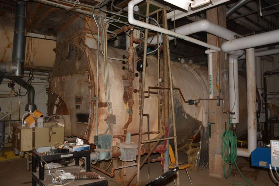 The OHS boiler