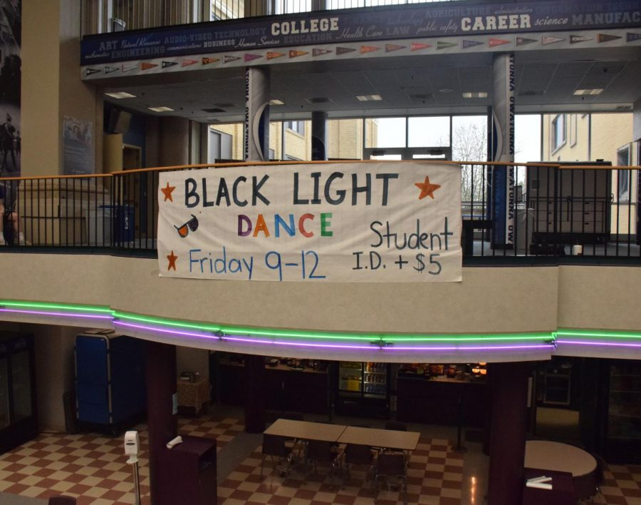 Spring fling dance will be held on Friday, April 26 at OHS
