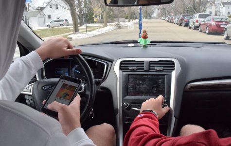 Minnesota's new distracted driving law