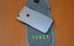 Phones over Yondr