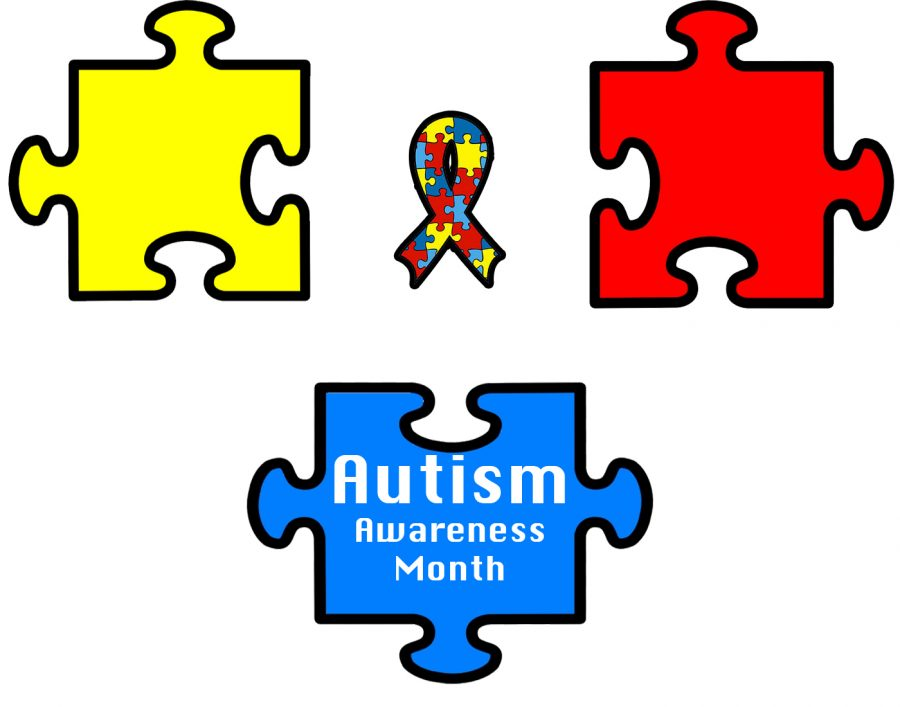 Autism+Spectrum+Disorder+is+highlighted+during+the+month+of+April+across+the+United+States.+