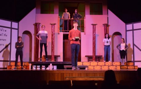 Narrator Ben Revier introduces himself and the rest of the cast