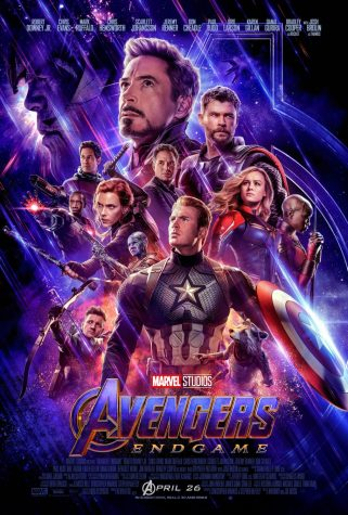 Avengers: Endgame- the end of a series