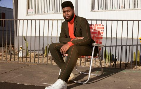Khalid released his first album when he was only 19 years old Source: https://www.rcarecords.com/artist/khalid-2/
