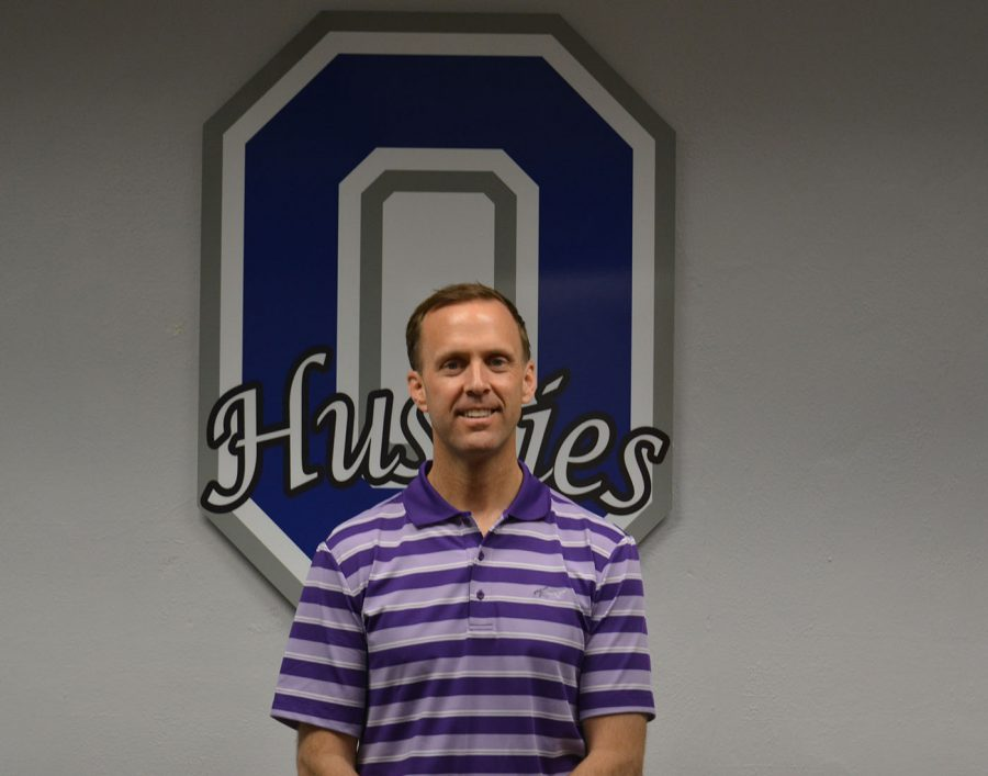 Mr. Mark Randall has stepped down as principal at Owatonna High School