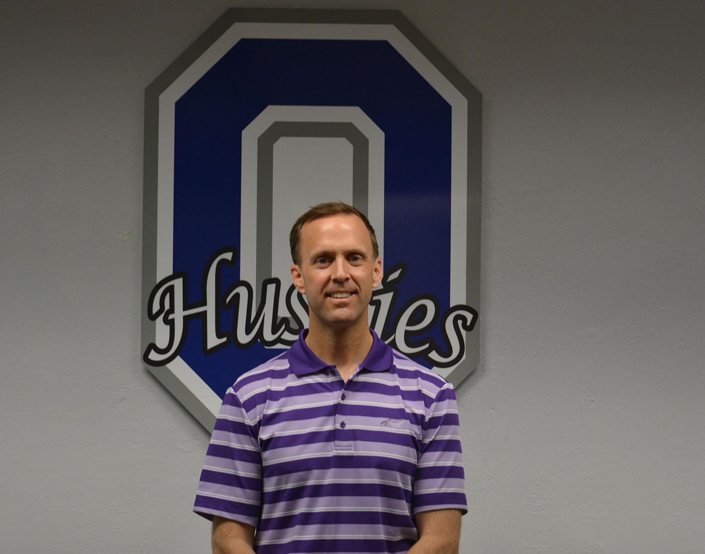 Mr. Mark Randall has stepped down as principal at Owatonna High School