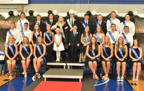 2019 Homecoming coronation photo gallery