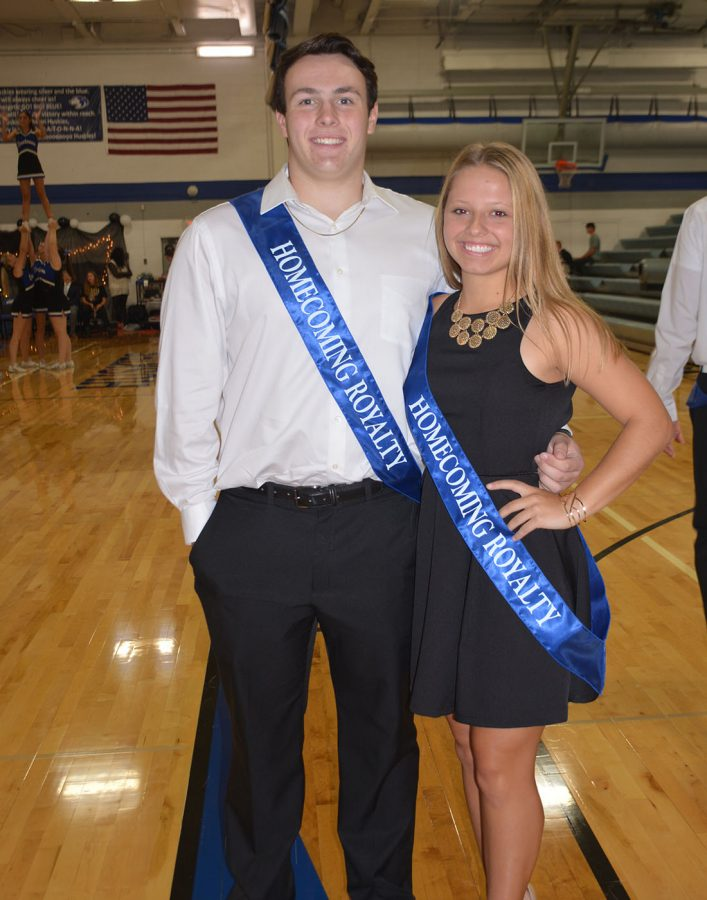 Chloe Schmidt and Zach Wiese