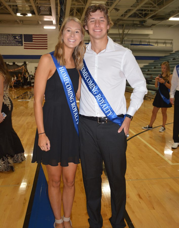 Emilee Zirngible and Dalten Wincell