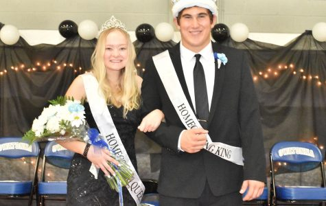 OHS crowns new king and queen