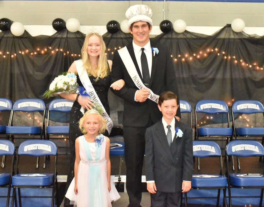 2019 Homecoming Royalty