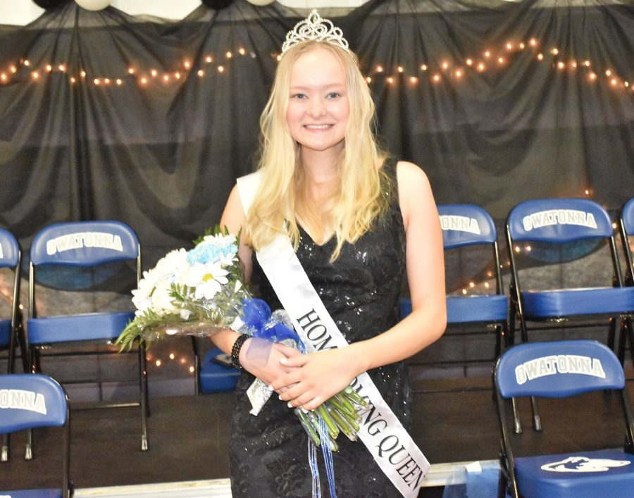 2019 OHS Homecoming Queen Julia Dallenbach