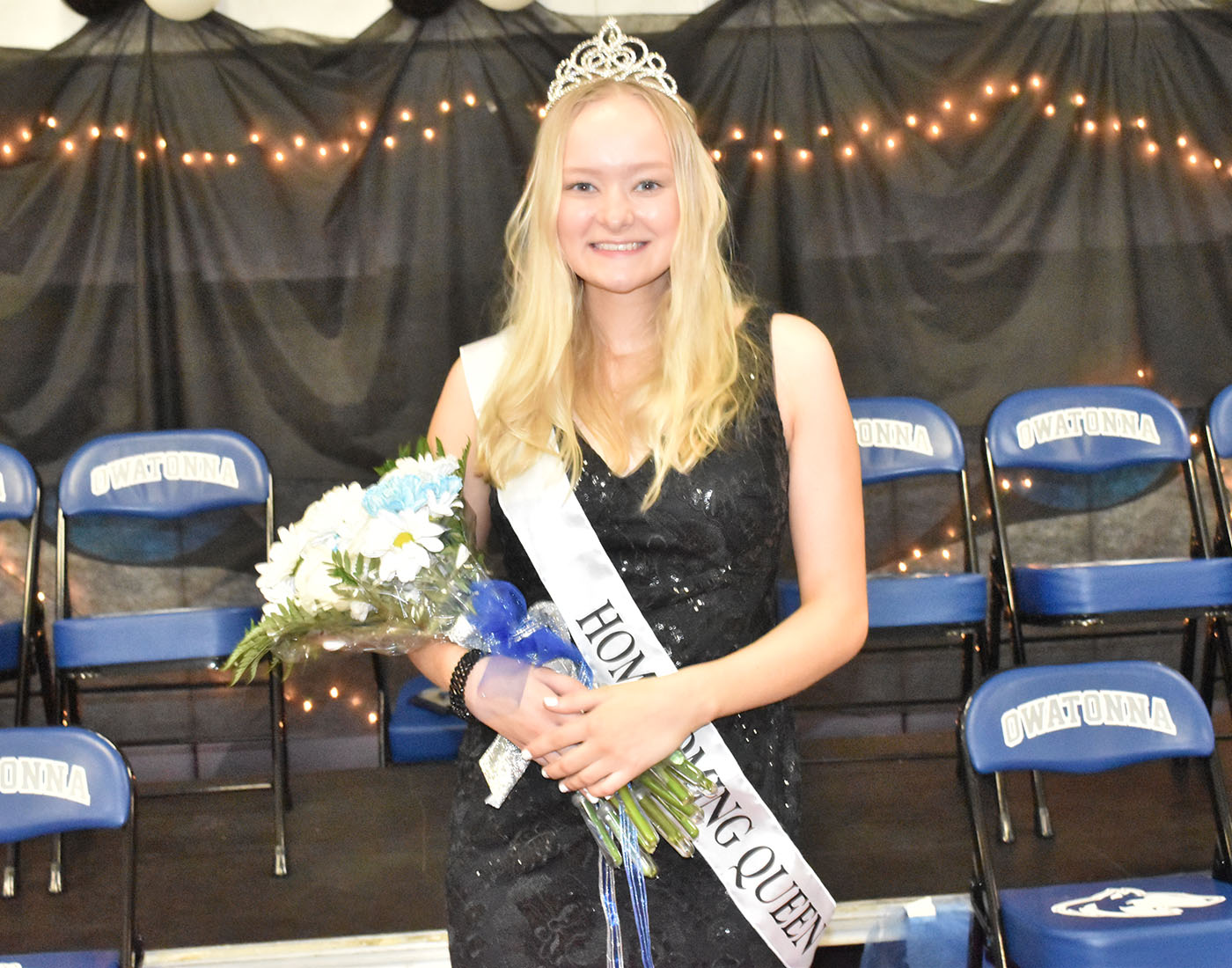 2019 OHS Homecoming Queen Julia Dallenbach