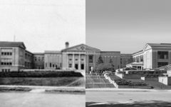 OHS in 1921 (Left) and in 2019 (Right)