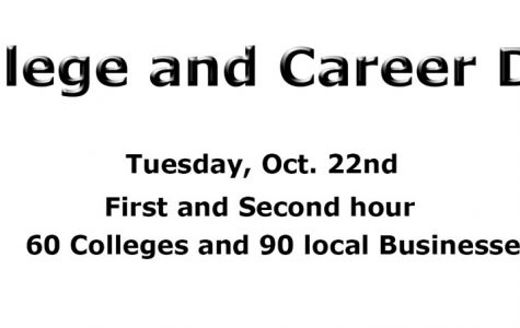 College and Career Fair Tuesday
