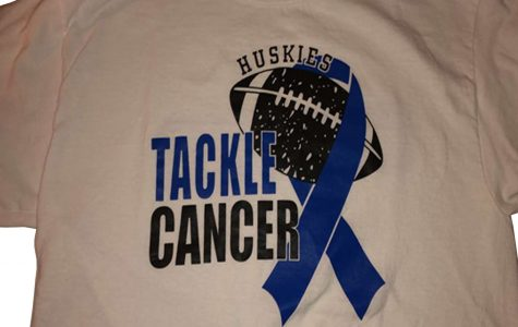 "Homecoming in support of ""Tackle Cancer"" charity"