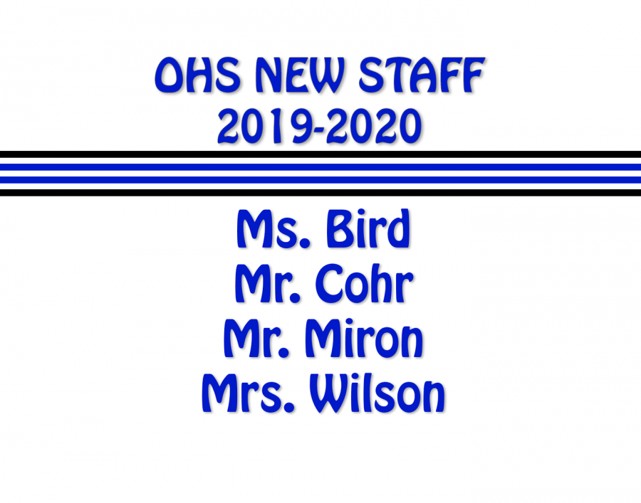 OHS+Welcomes+News+Staff%3A+Bird%2C+Cohrs%2C+Miron+and+Wilson