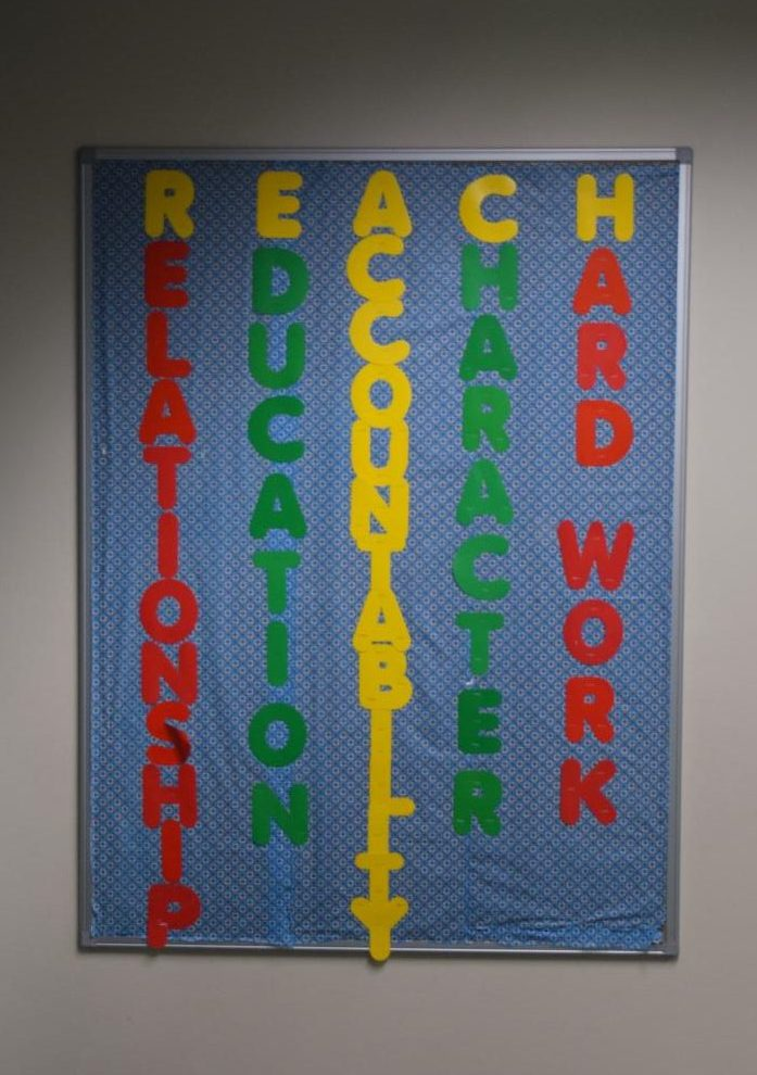 REACH has created an environment that pursues these goals in their first year at OHS