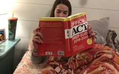 New ACT policy relieves stress for future test-takers