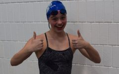 Norrid swims her way to state