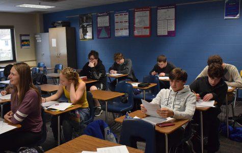 OHS Math League begins the season