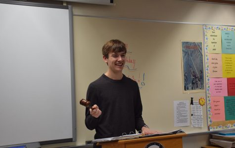 Mock Trial prepares for new case