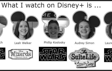 The Star Wars saga is a very popular watch amongst OHS students
