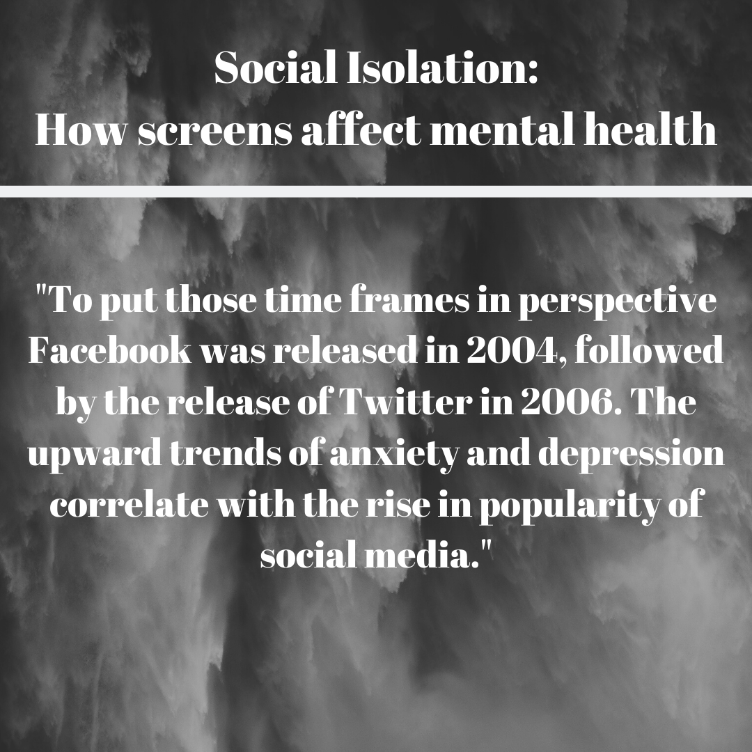 Magnet | Social Isolation: How screens affect teens