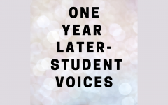 One year later- student voices