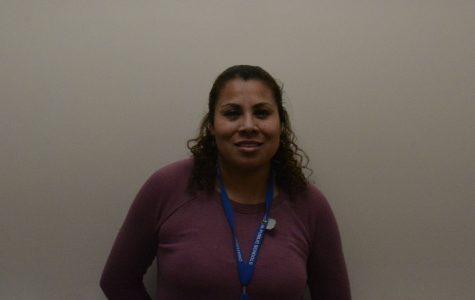 Success coach Ms. Antonieta Sanchez-Mendez