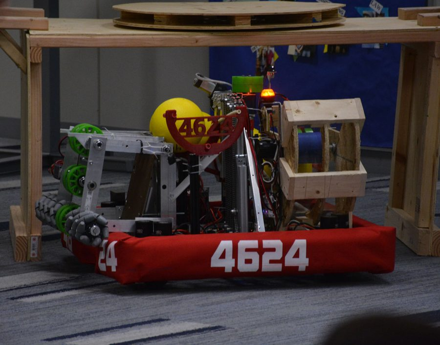 This years robot