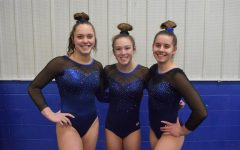 OHS gymnastics sends three to state