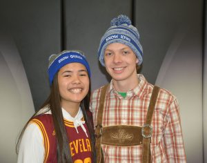 2020 Snow King and Queen
