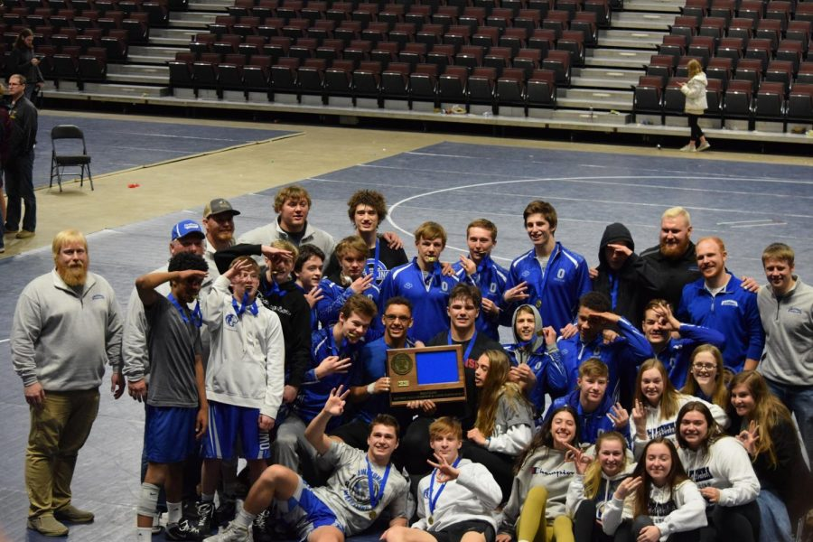 Owatonna Wrestling is headed to the state tournament