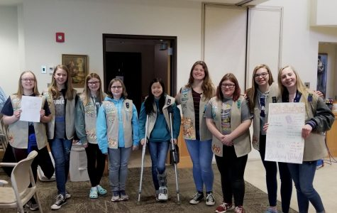 Girl Scout Day is March 12