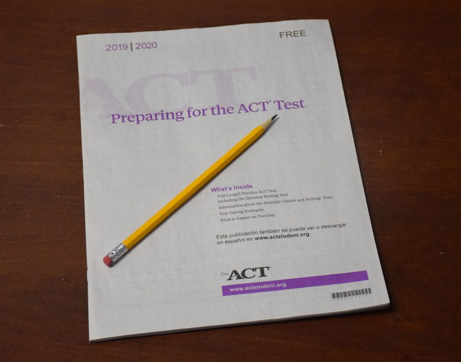 The+ACT+is+composed+of+four+multiple+choice+tests+that+evaluate+the+intelligence+of+the+individual+taking+it
