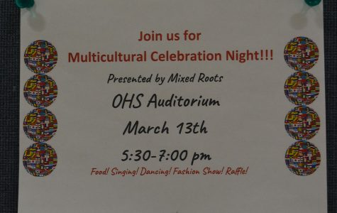 Multicultural night celebrates diversity at OHS