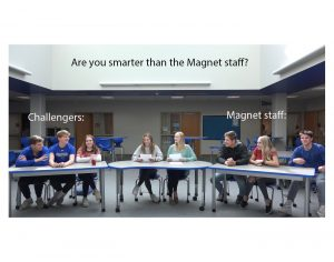 Are you smarter than the OHS Magnet Staff?