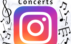 Tune into your favorite artists and bands on instagram live