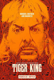 Tiger King: Murder, Mayhem, and Madness is available to watch on Netflix