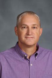 OHS Math teacher Mr. Benson was named a Teacher of the Year Finalist
