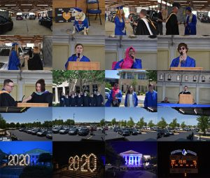 Memorable moments from the Class of 2020 graduation day.