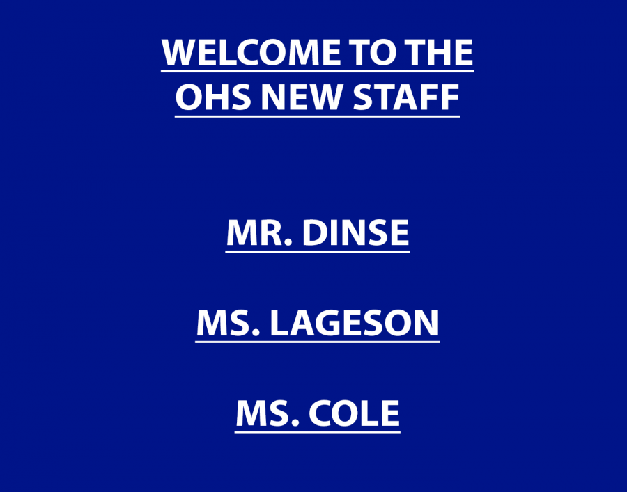 Welcome to the OHS staff who grew up in Owatonna