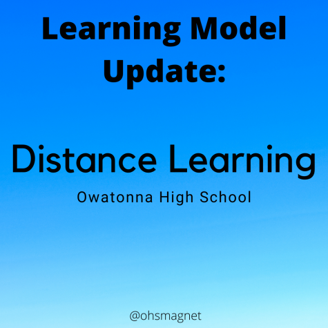 In a morning school board meeting on Nov.13, it was approved to move grades 6-12 to Distance Learning starting on Tuesday, Nov. 17