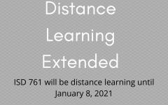 School board extends distance learning until January
